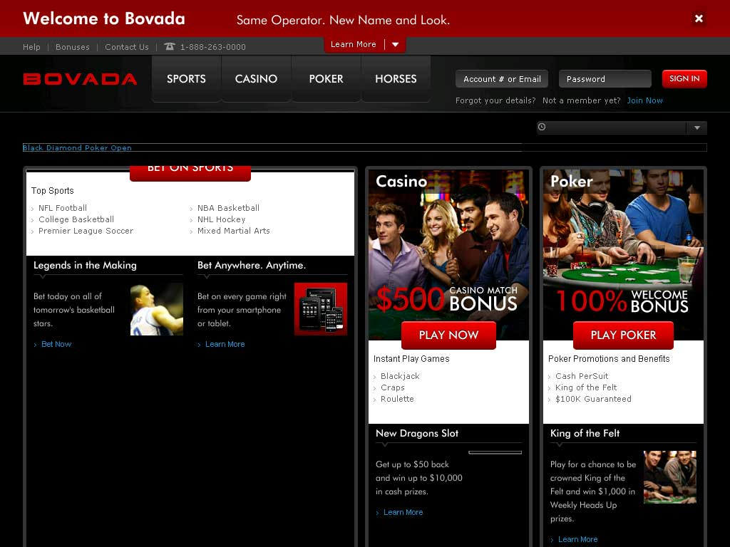 Mobile Apps – Bovada Casino Complete Mobile App Review